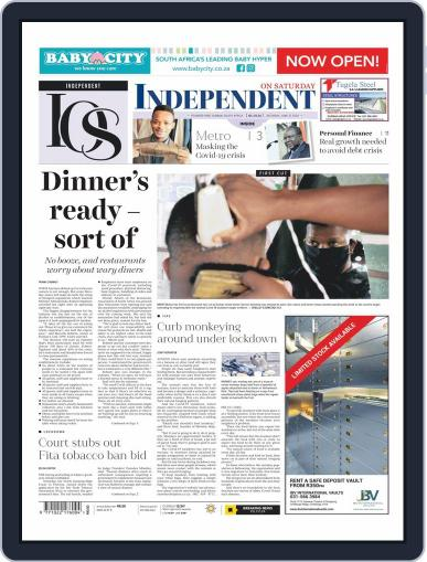 Independent on Saturday June 27th, 2020 Digital Back Issue Cover