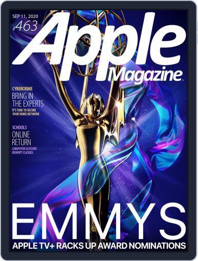 AppleMagazine September 11th, 2020 Digital Back Issue Cover