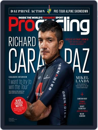 Procycling October 1st, 2020 Digital Back Issue Cover