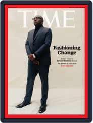 Time Magazine International (Digital) Subscription September 21st, 2020 Issue
