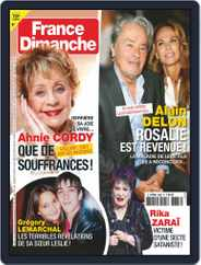 France Dimanche (Digital) Subscription September 11th, 2020 Issue