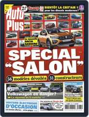 Auto Plus France (Digital) Subscription September 11th, 2020 Issue