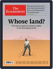The Economist Middle East and Africa edition (Digital) Subscription September 12th, 2020 Issue