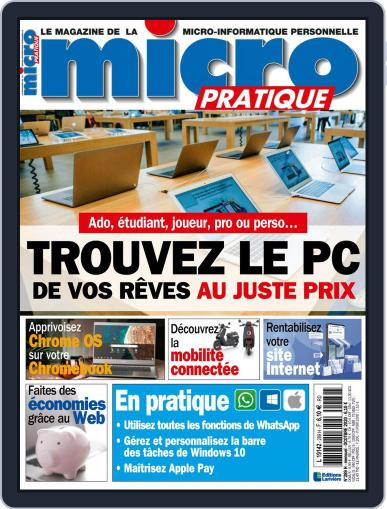 Micro Pratique (Digital) August 31st, 2020 Issue Cover