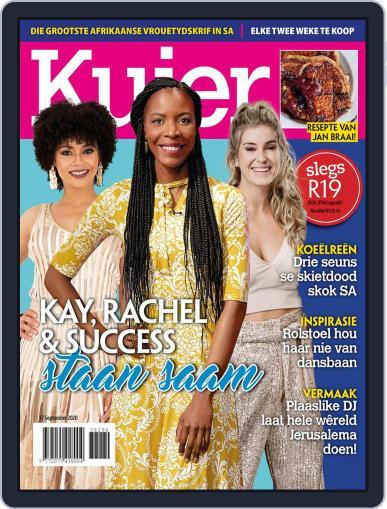 Kuier (Digital) September 16th, 2020 Issue Cover