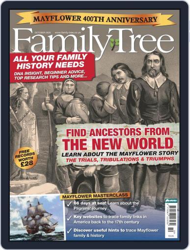Family Tree UK (Digital) October 1st, 2020 Issue Cover