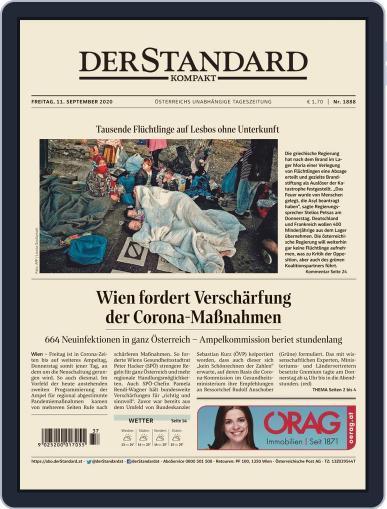 STANDARD Kompakt (Digital) September 11th, 2020 Issue Cover