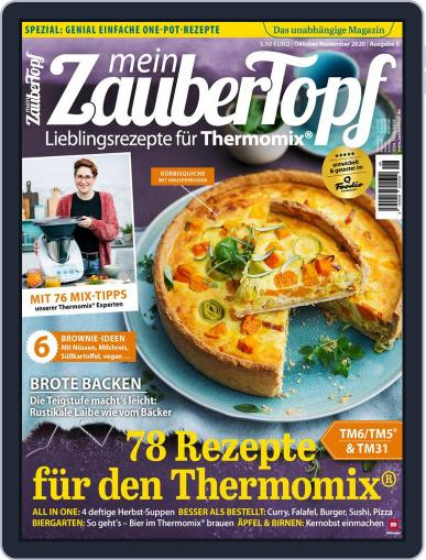mein ZauberTopf October 1st, 2020 Digital Back Issue Cover
