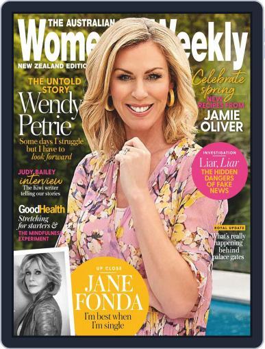Australian Women's Weekly NZ October 1st, 2020 Digital Back Issue Cover