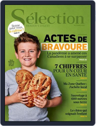 Sélection du Reader's Digest October 1st, 2020 Digital Back Issue Cover