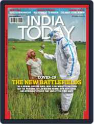 India Today (Digital) Subscription September 21st, 2020 Issue