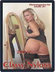 Classy Nylons Adult Photo (Digital) Subscription September 12th, 2020 Issue