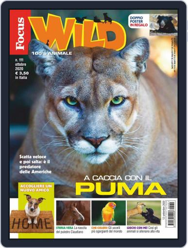 Focus Wild October 1st, 2020 Digital Back Issue Cover