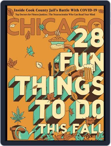 Chicago October 1st, 2020 Digital Back Issue Cover