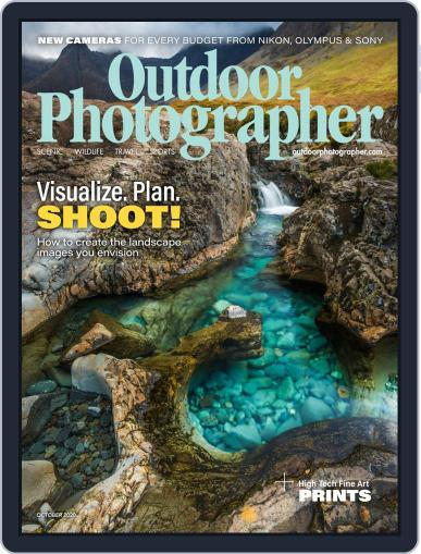 Outdoor Photographer October 1st, 2020 Digital Back Issue Cover