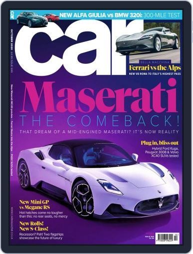 CAR UK October 1st, 2020 Digital Back Issue Cover