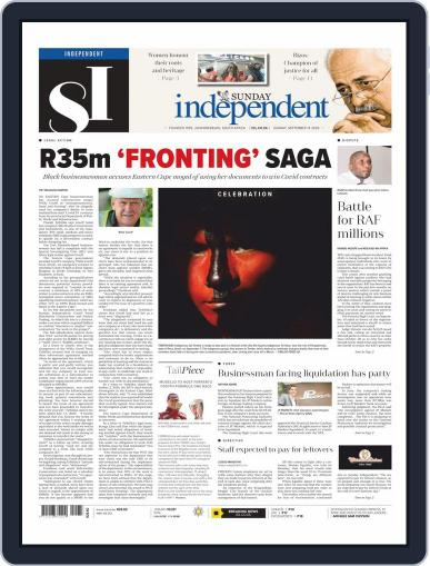 Sunday Independent September 13th, 2020 Digital Back Issue Cover