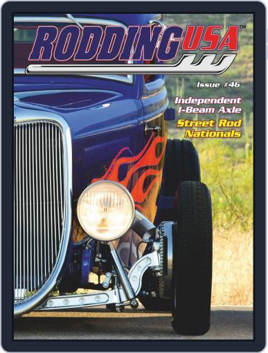 Rodding USA September 1st, 2020 Digital Back Issue Cover