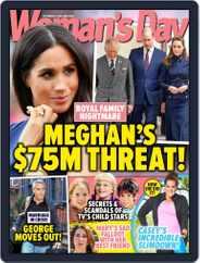 Woman's Day Australia (Digital) Subscription September 21st, 2020 Issue