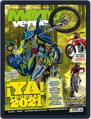 Moto Verde September 1st, 2020 Digital Back Issue Cover