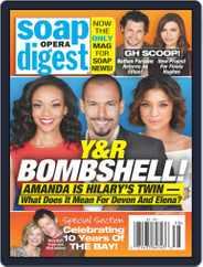 Soap Opera Digest (Digital) Subscription September 21st, 2020 Issue