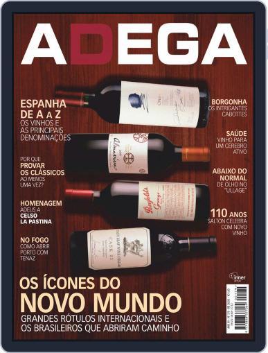 Adega (Digital) October 1st, 2020 Issue Cover