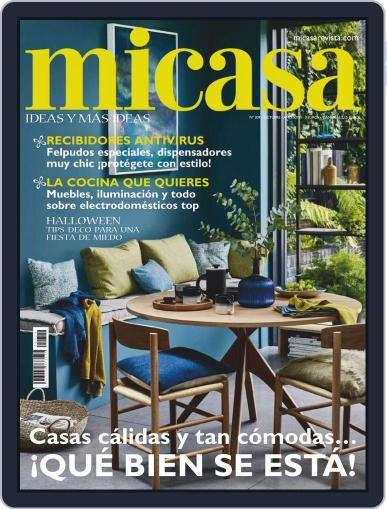 Micasa October 1st, 2020 Digital Back Issue Cover
