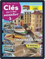 Clés pour le train miniature (Digital) Subscription September 1st, 2020 Issue
