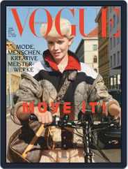 Vogue (D) (Digital) Subscription October 1st, 2020 Issue