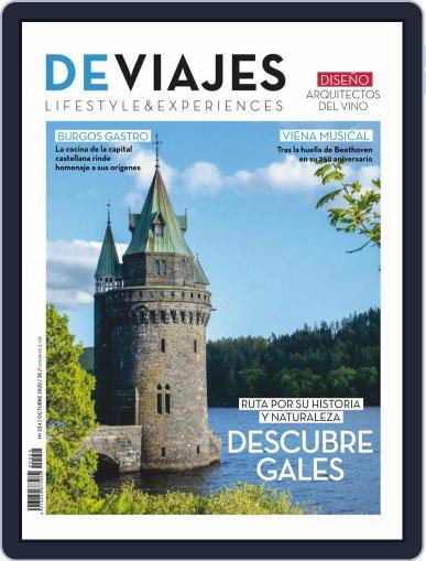 De Viajes October 1st, 2020 Digital Back Issue Cover
