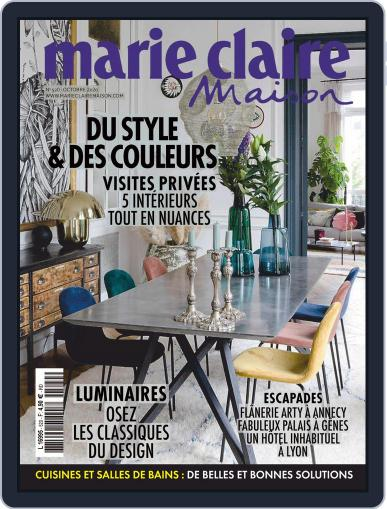Marie Claire Maison (Digital) October 1st, 2020 Issue Cover