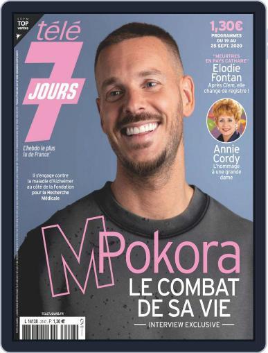 Télé 7 Jours September 19th, 2020 Digital Back Issue Cover