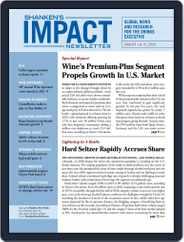 Shanken's Impact Newsletter (Digital) Subscription August 1st, 2020 Issue
