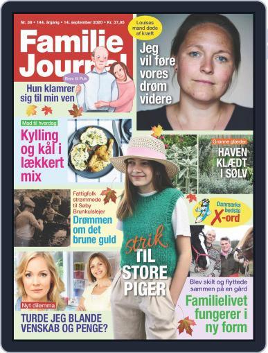 Familie Journal September 14th, 2020 Digital Back Issue Cover