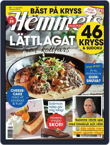 Hemmets Veckotidning September 5th, 2020 Digital Back Issue Cover