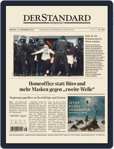 STANDARD Kompakt September 14th, 2020 Digital Back Issue Cover
