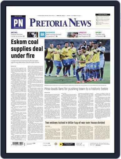 Pretoria News September 14th, 2020 Digital Back Issue Cover