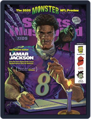 Sports Illustrated Kids (Digital) September 1st, 2020 Issue Cover