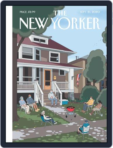The New Yorker (Digital) September 21st, 2020 Issue Cover