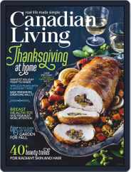 Canadian Living (Digital) Subscription October 1st, 2020 Issue