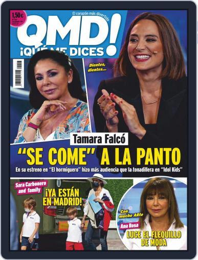 Qmd! September 19th, 2020 Digital Back Issue Cover