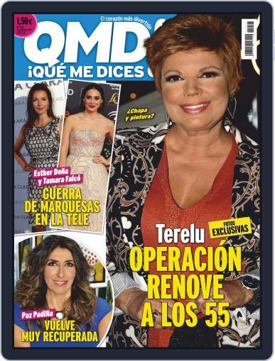 Qmd! September 12th, 2020 Digital Back Issue Cover