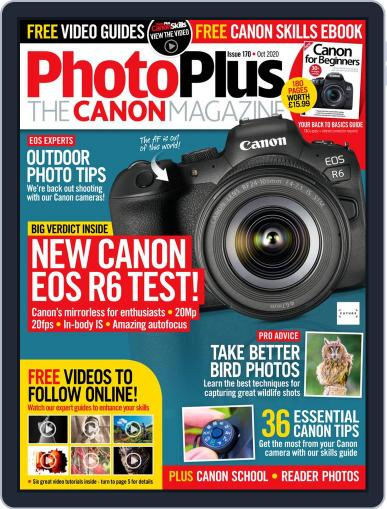 Photoplus : The Canon (Digital) October 1st, 2020 Issue Cover