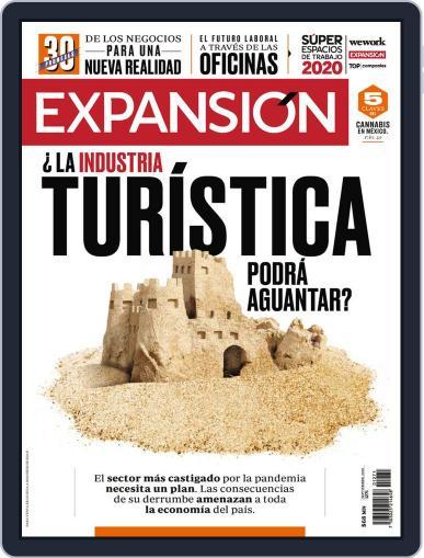 Expansión (Digital) September 1st, 2020 Issue Cover
