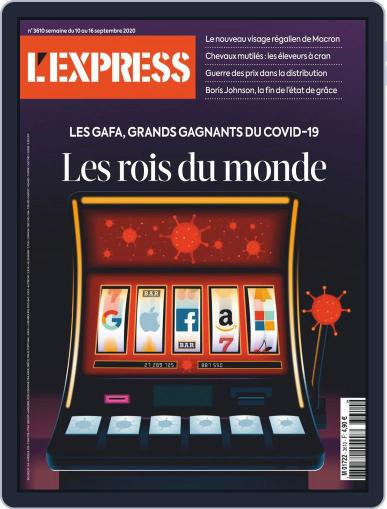L'express September 10th, 2020 Digital Back Issue Cover