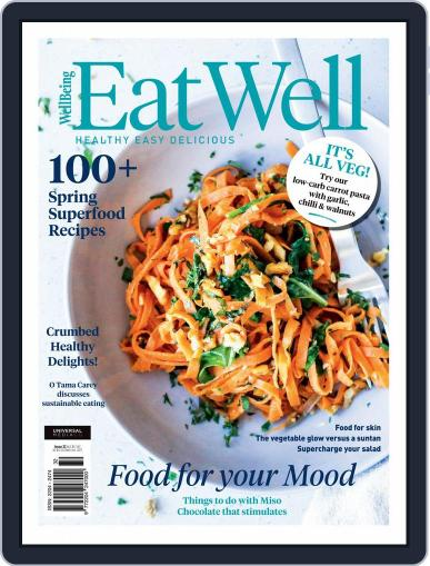 Eat Well (Digital) September 1st, 2020 Issue Cover
