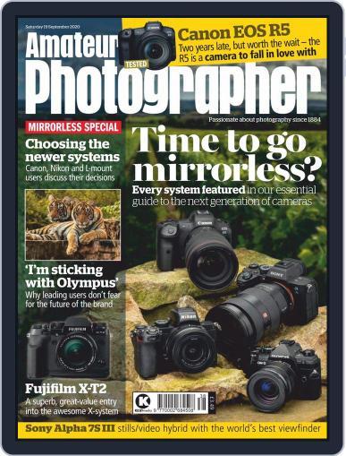 Amateur Photographer September 19th, 2020 Digital Back Issue Cover