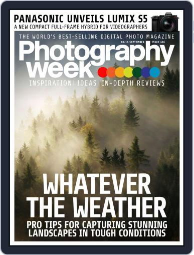 Photography Week September 10th, 2020 Digital Back Issue Cover