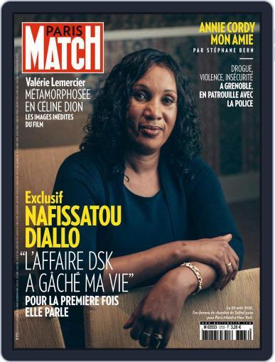 Paris Match (Digital) September 10th, 2020 Issue Cover