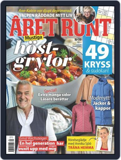 Året Runt September 17th, 2020 Digital Back Issue Cover